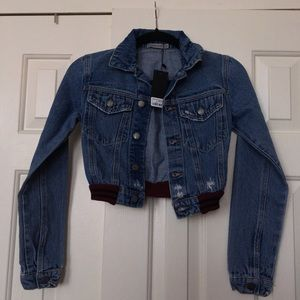 Carmar jean jacket